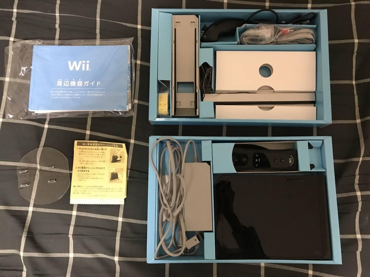 【完品・おまけ付き】任天堂 Wii 本体セット(Wiiリモコンプラス付き)_画像2