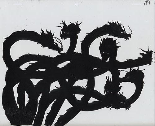 九頭竜川と少年 19330-10(211)_画像1