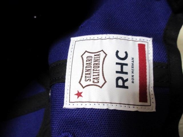 川崎オープン限定 新品 RHC ロンハーマン Ron Herman × STANDARD CALIFORNIA スタンダードカリフォルニア コラボ キャップ 帽子 F_画像5