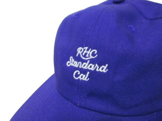 川崎オープン限定 新品 RHC ロンハーマン Ron Herman × STANDARD CALIFORNIA スタンダードカリフォルニア コラボ キャップ 帽子 F_画像2