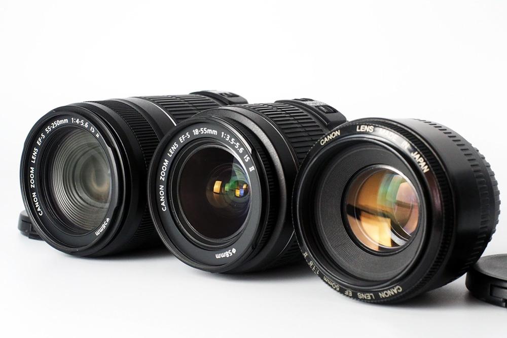 【S数4150回の極上品★完璧付属品プラス豪華セット】Canon キヤノン EOS 80D 標準 望遠 単焦点 トリプルレンズセット=SDカード付で即撮影可_画像9