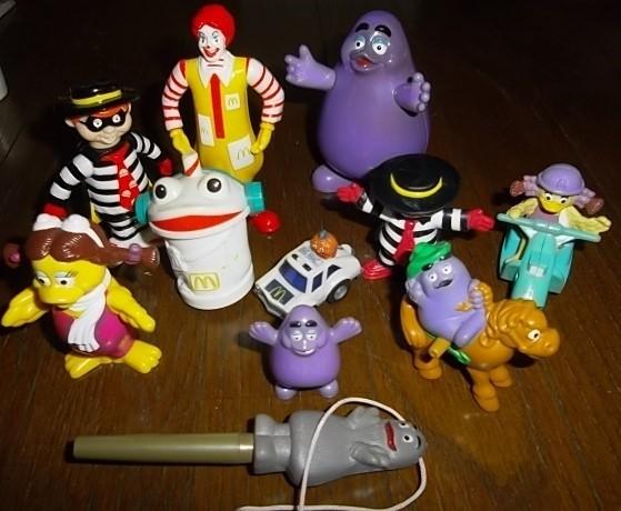 古い マックおもちゃ マクドナルド _画像3