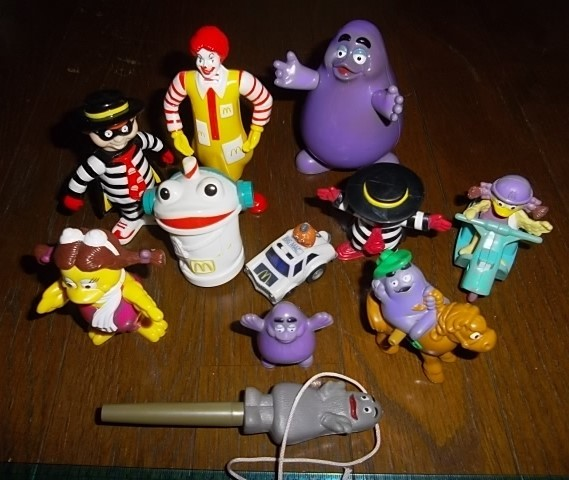 古い マックおもちゃ マクドナルド _画像4