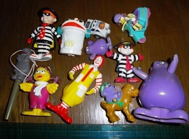 古い マックおもちゃ マクドナルド _画像2