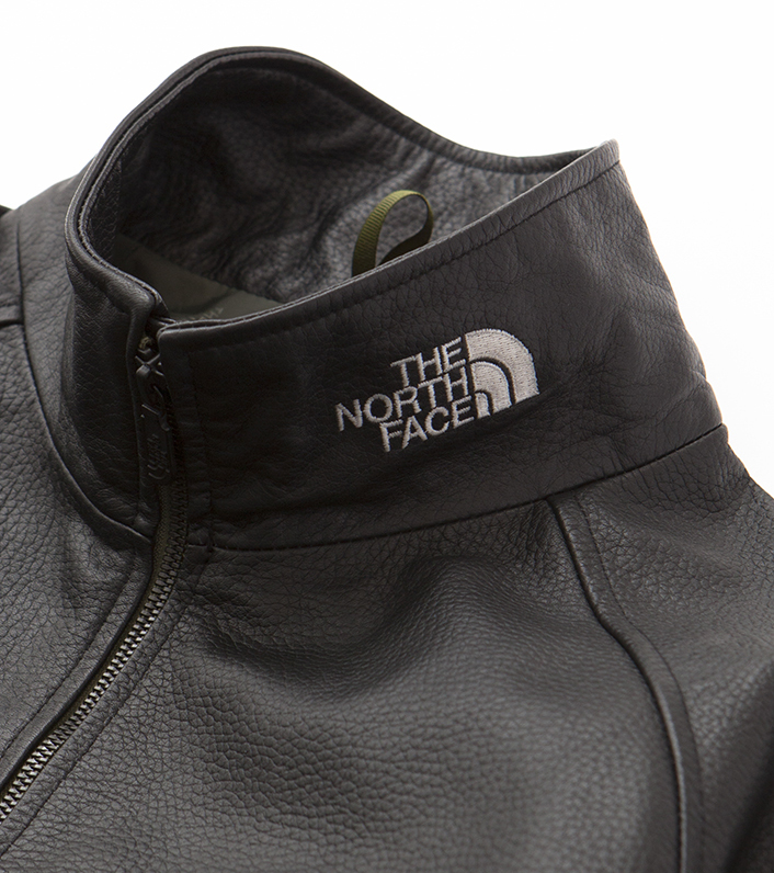 nanamica/THE NORTH FACE PURPLE LABEL Field Leather Jacket NP2900N DN(ダークネイビー)/L 新品未使用 正規品 完売店続出! ※タグ付_画像4