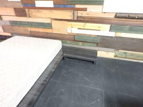 MH190316-1 展示品 造作家具 ベットマット フレーム 化粧台 セット ローベッド マット:ROOM RECIPE_画像6