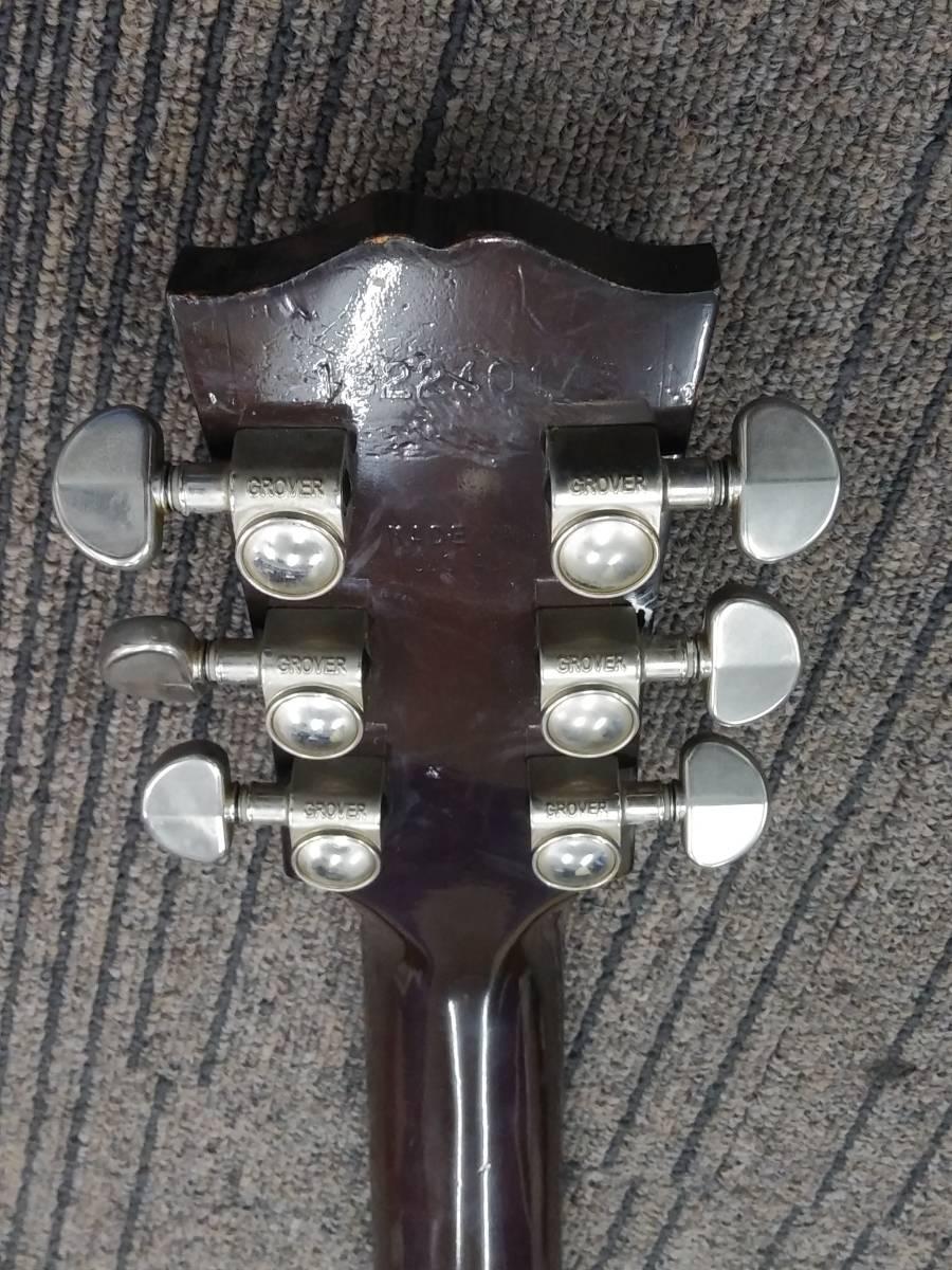 Gibson J-45 Standard ハードケース付_画像7