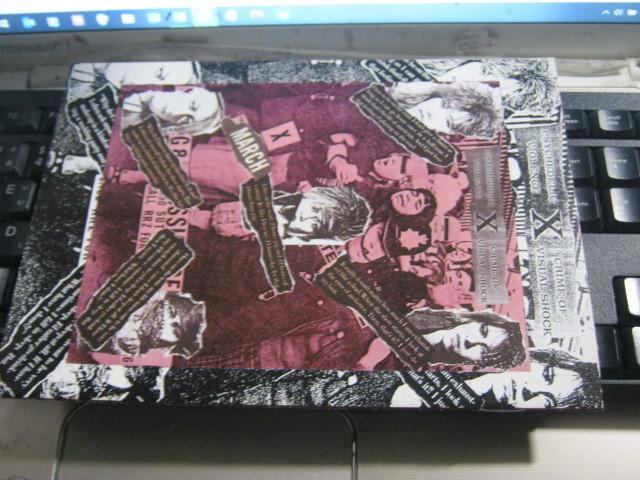 X エックス / X Press Vol.3 FC会報 X JAPAN YOSHIKI HIDE TOSH TAIJI PATA_画像7