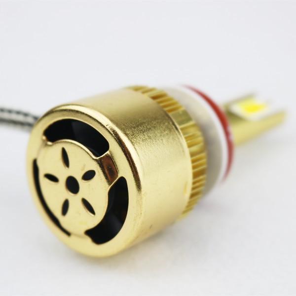 スイッチ ONOFF 走行中 2色切替 H4 H8 H9 H11 H16 対応バルブ LEDヘッドライト フォグランプ 10800ルーメン_画像4