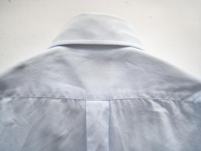 高級!!Maker's Shirt 鎌倉 鎌倉シャツ*400 MADISON SLIM FIT ボタンダウンシャツ 39-80 実寸M_画像7