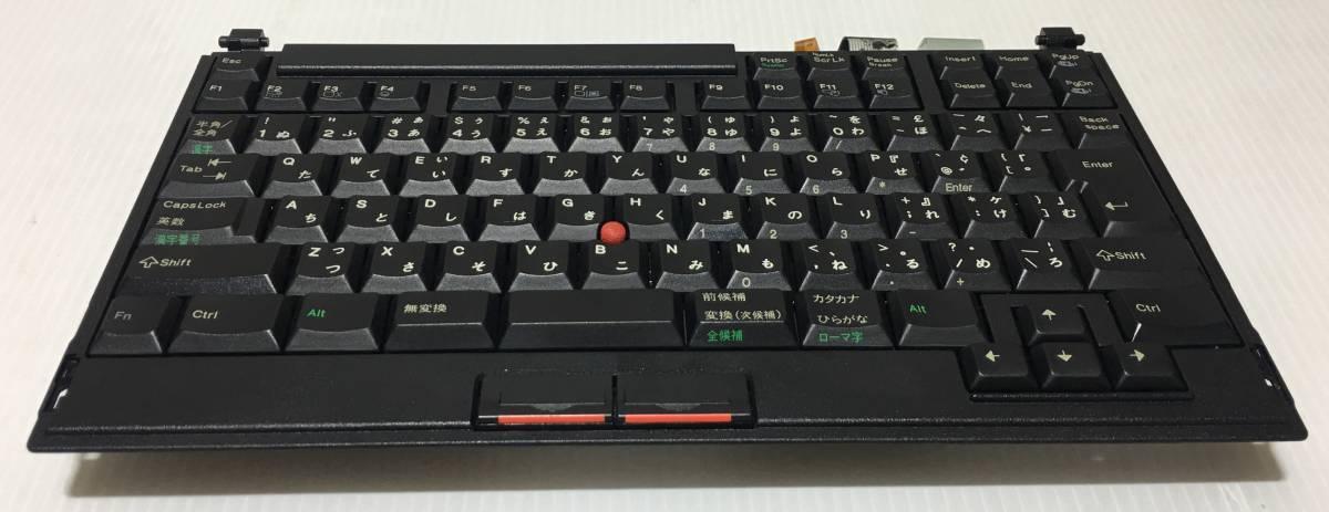 送料無料!★1000円売切り!IBM ThinkPad 365XD/X用?トラックポイント付きキーボード!テカリ無く美品!動作未確認のためジャンクにて!★_画像1