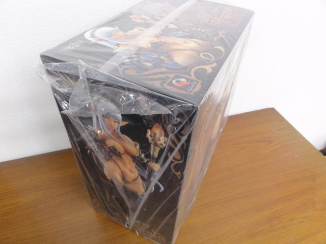 【未開封品】ドラゴンズクラウン 黒エルフの魔獣使い Q-SIX_画像3