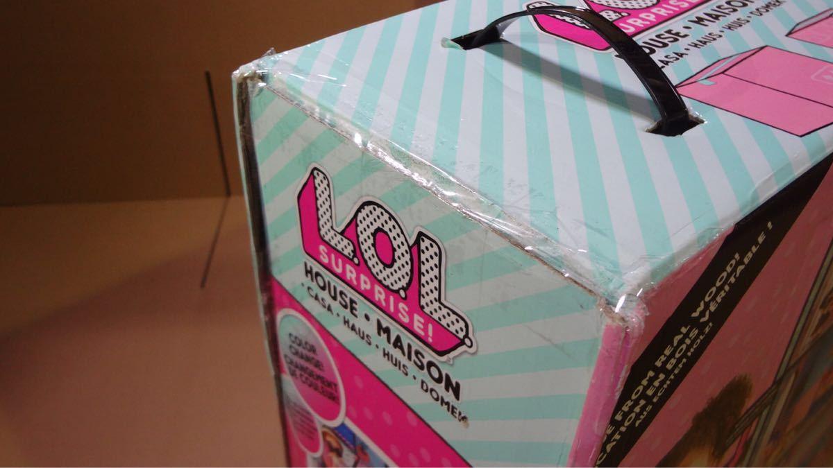 【送料無料】L.O.L.サプライズ!サプライズ!いっぱいドールハウス LOL Surprise [並行輸入品]_画像5
