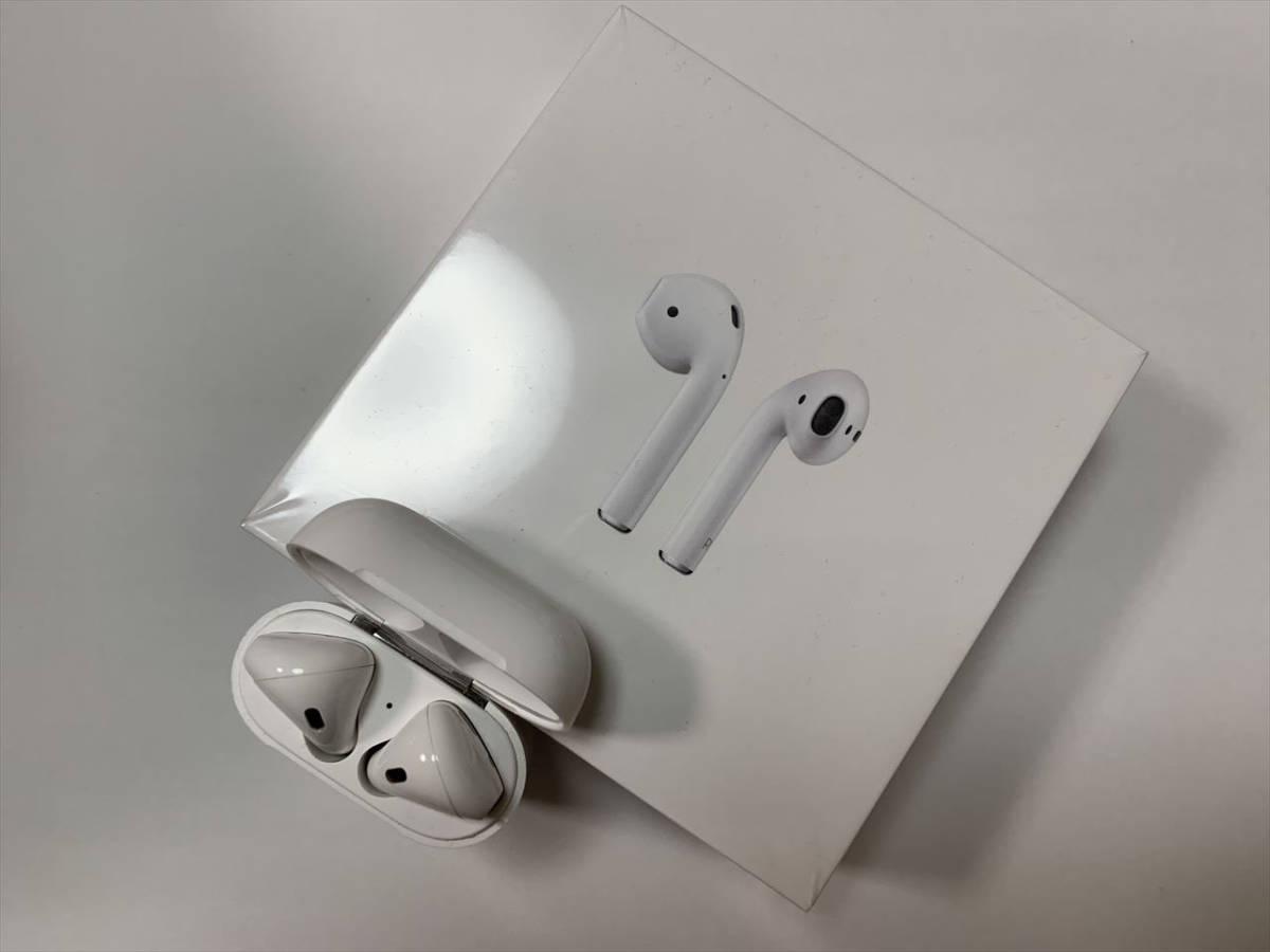 中古 Apple AirPods(初代) ワイヤレスイヤホン MMEF2J/A + Oittm AirPods専用 充電スタンド