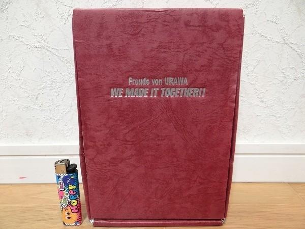 新品 限定 2006 ドイツ製 Freude von URAWA 浦和レッズ サッカー 優勝記念 ワイン 白ワイン_画像6