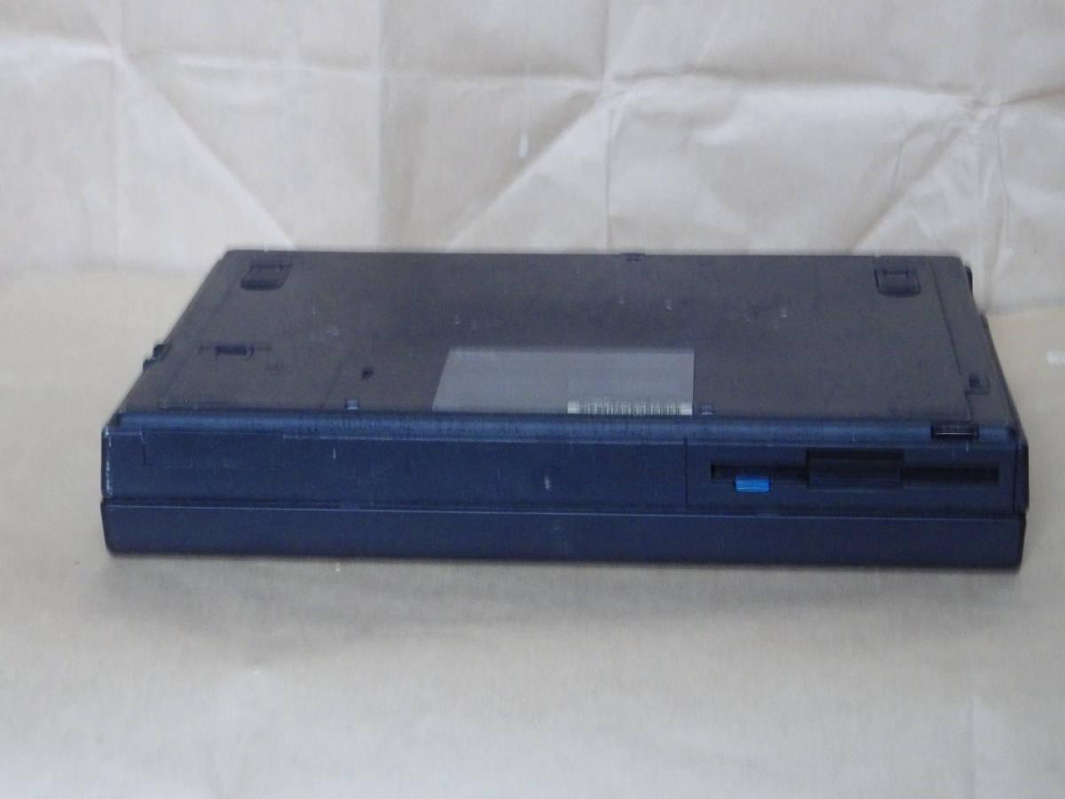 IBMの古いノートパソコン 755C ジャンクです。 _画像6