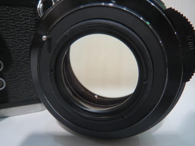 15705【ジャンク】カメラ ペンタックス アサヒ SP スポーツマチック レンズ 1:1.8/55_画像7
