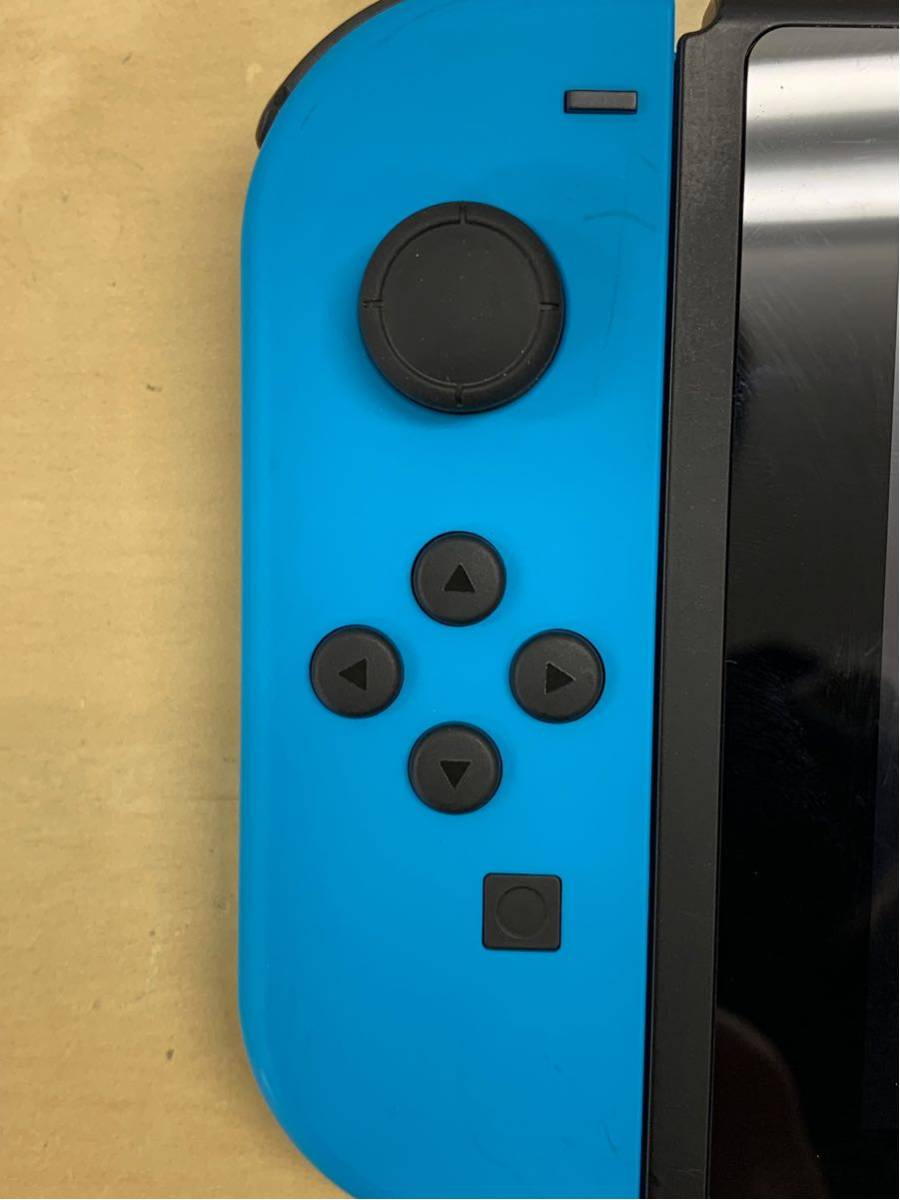 Nintendo Switch 本体 (ニンテンドースイッチ) 【Joy-Con (L) ネオンブルー/ (R) ネオンレッド】_画像3