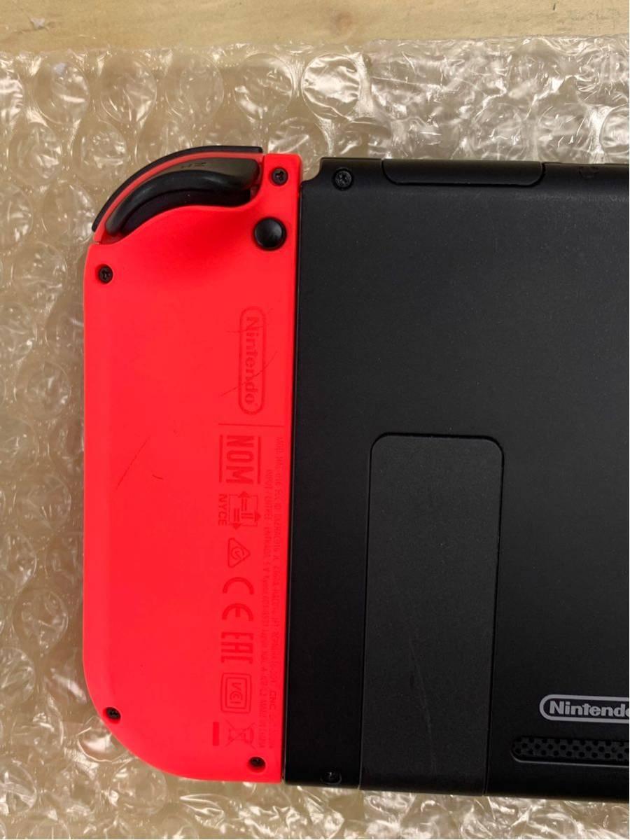 Nintendo Switch 本体 (ニンテンドースイッチ) 【Joy-Con (L) ネオンブルー/ (R) ネオンレッド】_画像4