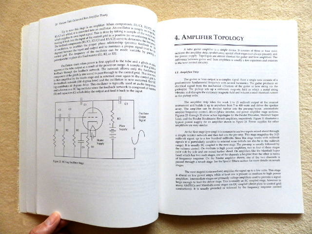 Vacuum Tube Guitar and Bass Amplifier Theory: by Tino Zottola ( vacuum tube guitar amplifier. theory * history * circuit explanation )