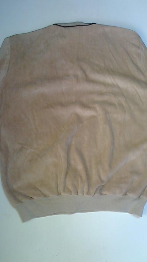 NIKE ナイキ ベロアシャツ キャラメル オレンジスウォッシュ USA製 Mサイズ ビンテージ USED 古着_画像3
