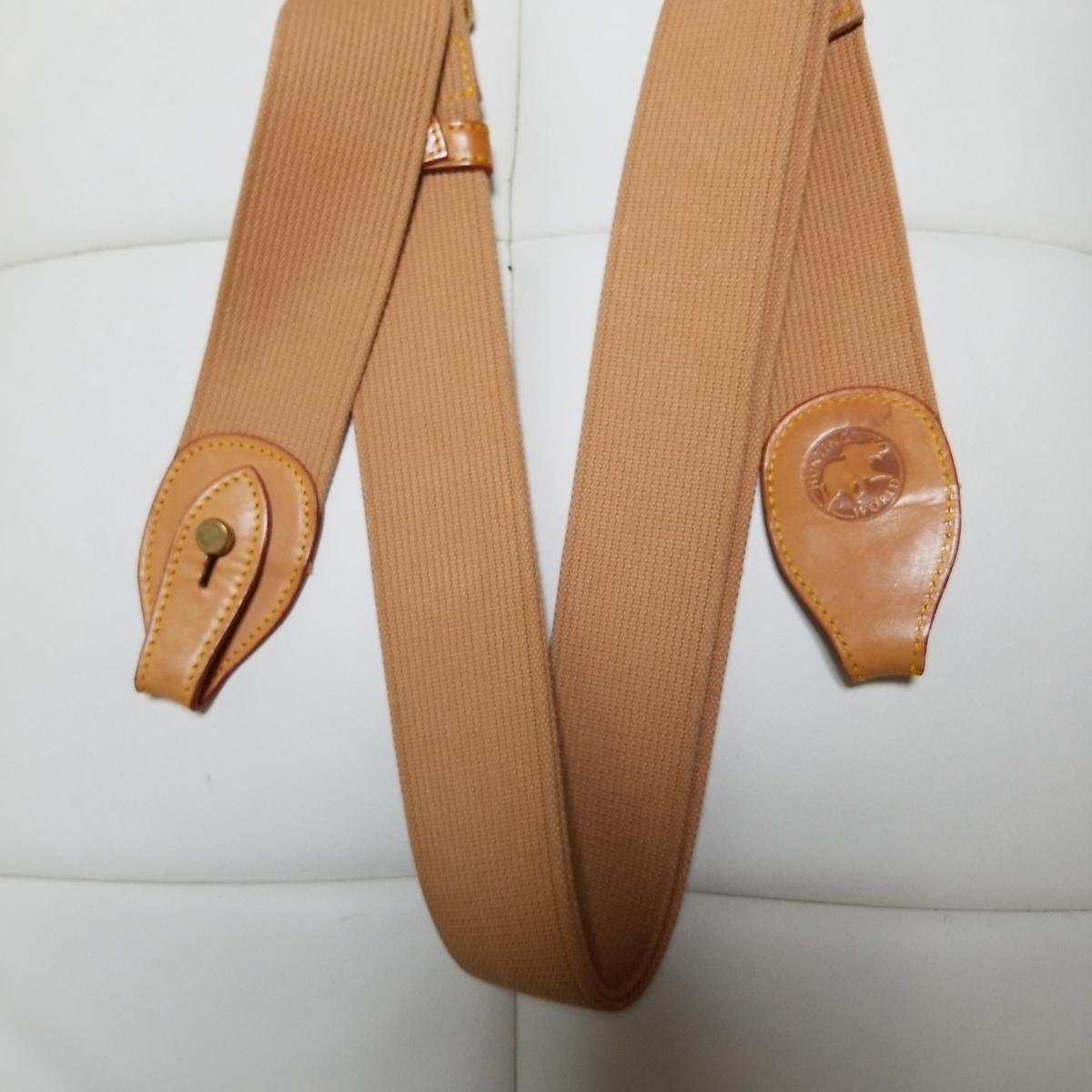 ◆未使用◆ハンティングワールド/ショルダーストラップ/ボストン/その他のバッグ利用可能_画像2