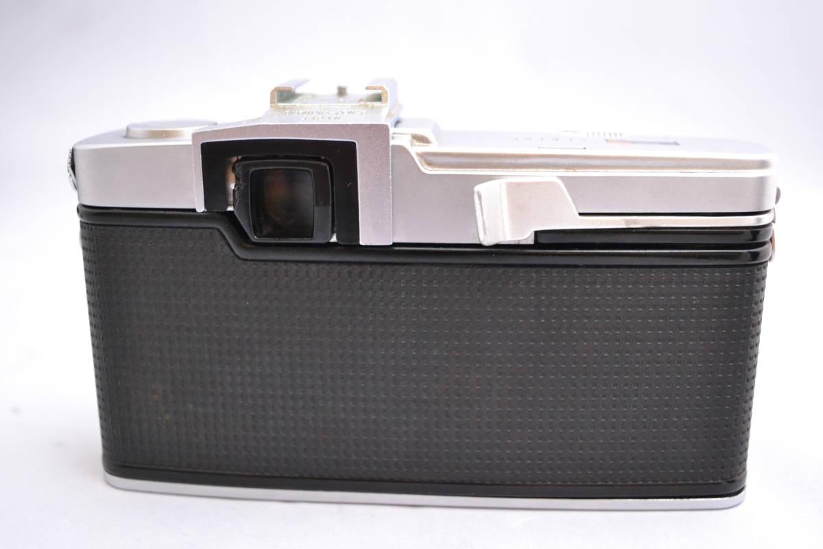 ★超希少 良品★OLYMPUS オリンパス ペン PEN FT + F.Zuiko ズイコー Auto-S 38mm F1.8 ボディ レンスセッド 専用ケース 付属品付き★_画像8