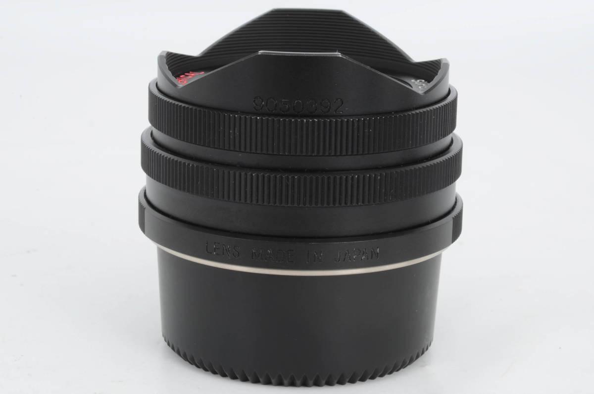 極上 フォクトレンダー Voigtlander SUPER WIDE-HELIAR 15mm F4.5 Aspherical + 25mmビューファインダー Leica L マウント (YO-L06)_画像4