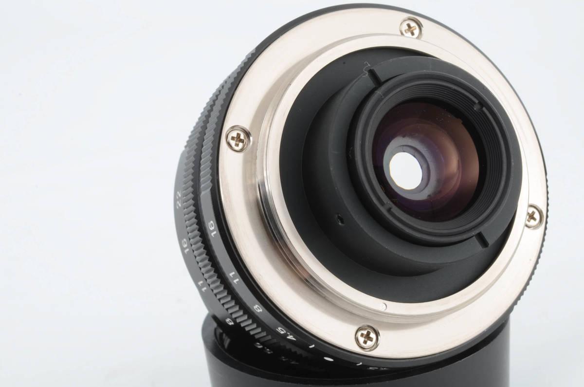 極上 フォクトレンダー Voigtlander SUPER WIDE-HELIAR 15mm F4.5 Aspherical + 25mmビューファインダー Leica L マウント (YO-L06)_画像7