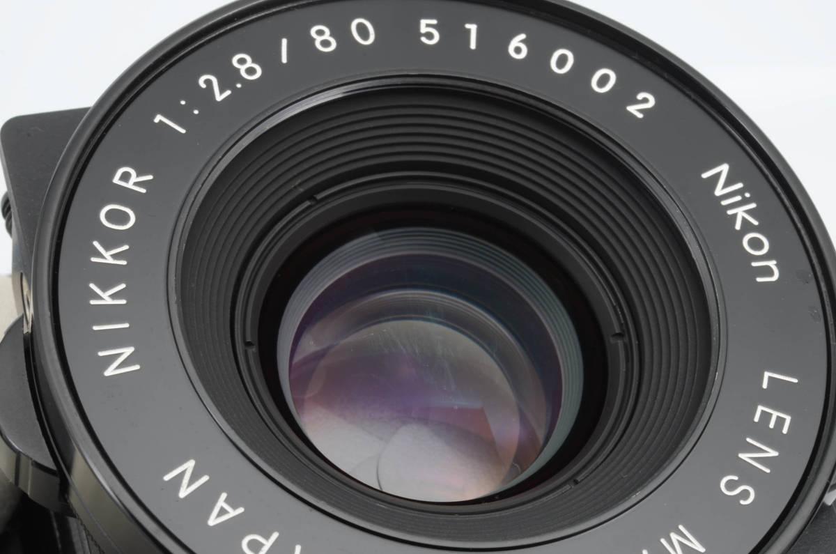 ◆美品 PLAUBEL プラウベル Makina 67 マキナ 中判カメラ フード フィルター付き (333-R64)_画像8