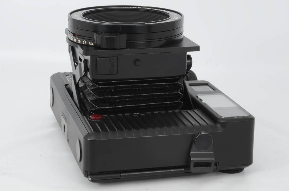 ◆美品 PLAUBEL Makina プラウベル マキナ W67 中判カメラ ケース付き (333-R65)_画像5