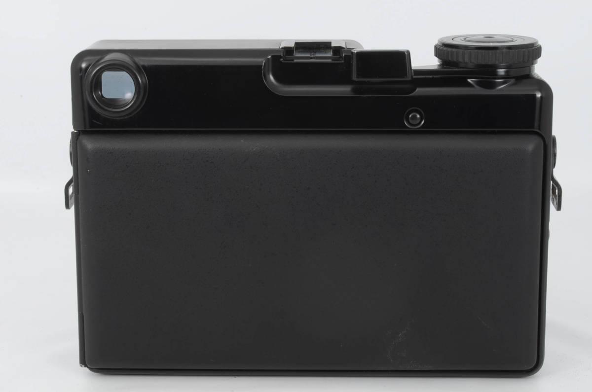 ◆美品 PLAUBEL Makina プラウベル マキナ W67 中判カメラ ケース付き (333-R65)_画像3
