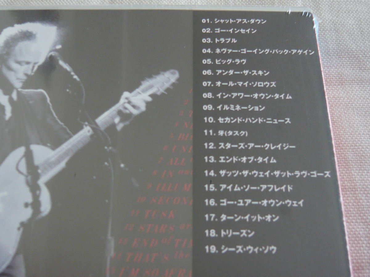 [国内盤Blu-ray:新品] LINDSEY BUCKINGHAM リンジー バッキンガム ( FLEETWOOD MAC ) / SONGS  FROM THE SMALL MACHINE LIVE IN L A