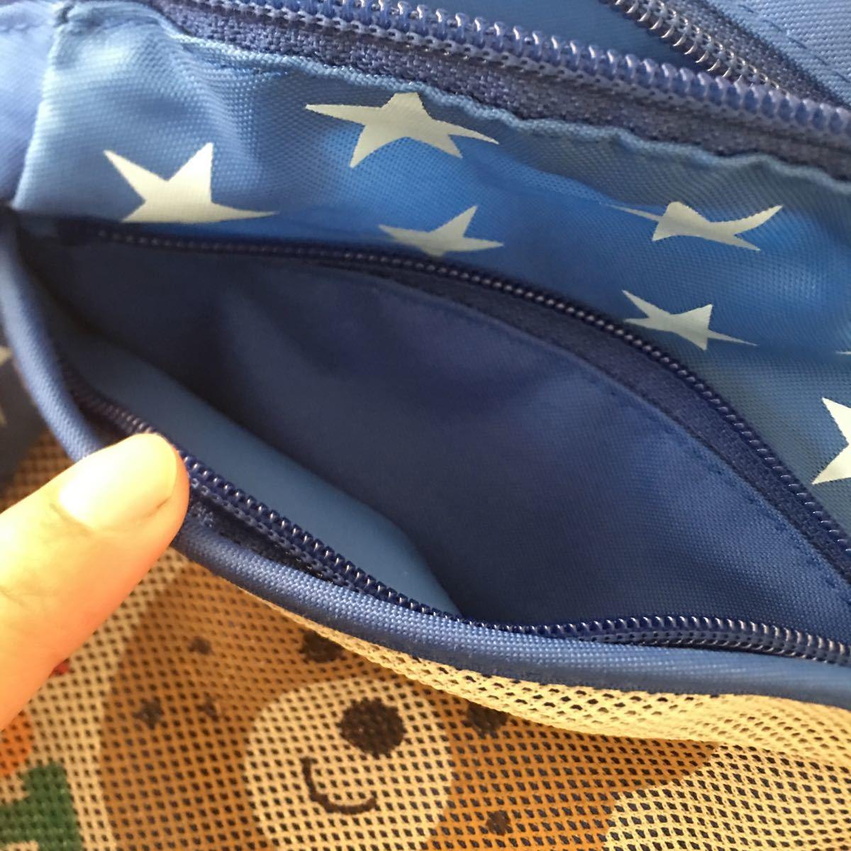 ミキハウス リュックサック 男の子 B級品 ホット ビスケッツ クマ 子供用 鞄 リュック_画像5