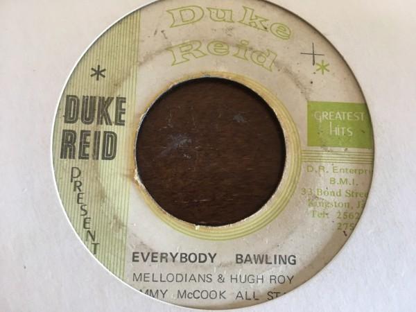 【レア盤】Alton Ellis & Hugh Roy With Tommy McCook Aint That Loving You ロックステディ Rocksteady Reggae_画像2