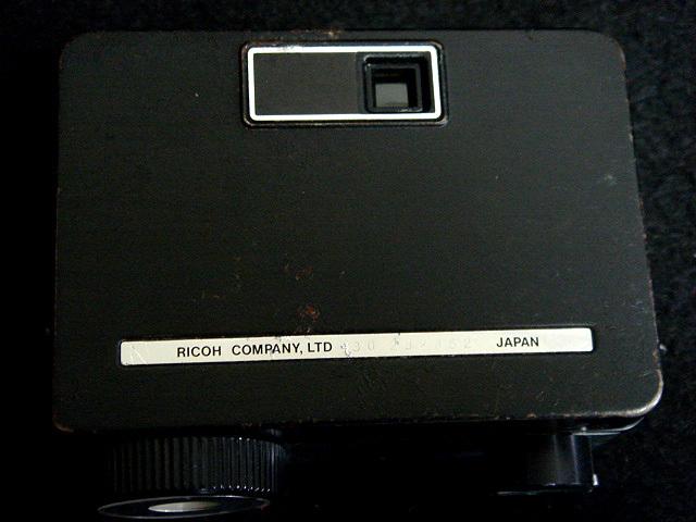 232 試写済 リコー オートハーフ E2 ラインブルー ricoh autohalf e2 昭和レトロ auto half vintage half frame camera_画像3