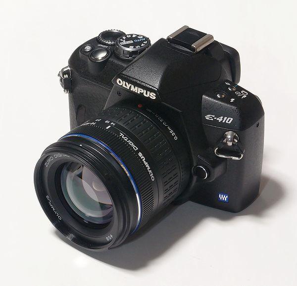 OLYMPUS E-410 レンズキット ZUIKO DIGITAL ED 14-42mm F3.5-5.6拍賣
