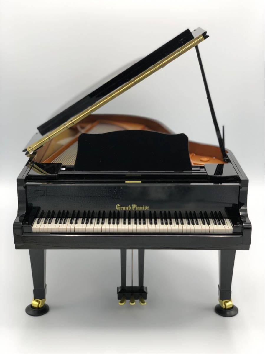 【セガトイズ グランドピアニスト】自動演奏 完動品 程度の良い中古品_画像2