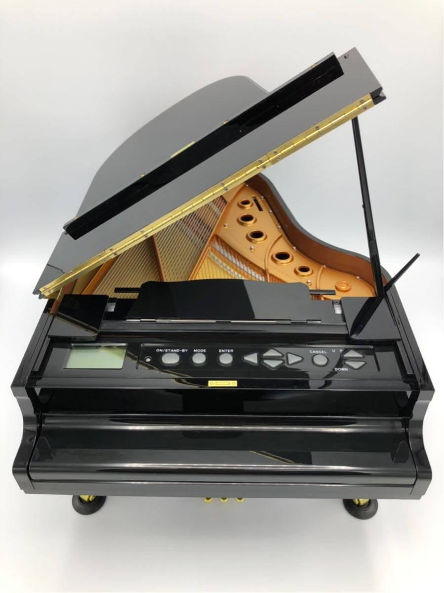 【セガトイズ グランドピアニスト】自動演奏 完動品 程度の良い中古品_画像6