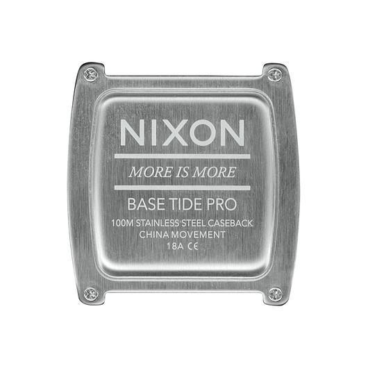 ☆新品即決☆NIXON(ニクソン)『BASE TIDE PRO』BLACK_画像4