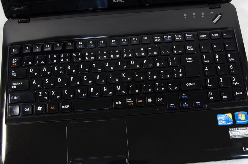 ★ブルーレイ搭載★NEC LaVie LS550/D★高速Corei5/無線/BD/4G/640G/Win10/Office2013 _画像3