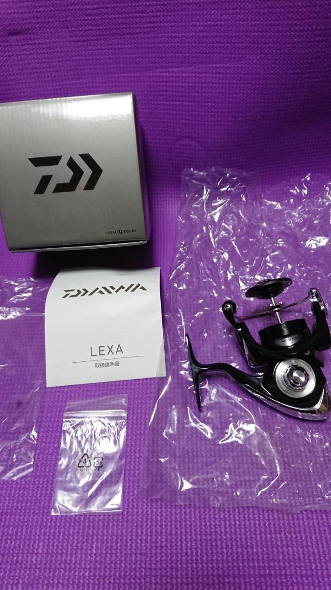 новый товар  19 ... LT3000XH  сам товар    только ★  Daiwa  ★ LEXA ...  certate  ... ... 2500 3000 4000 RCS  корпус