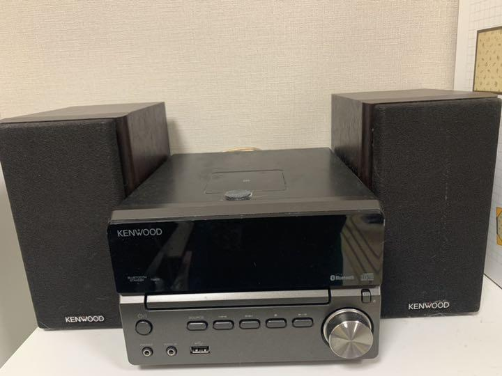Bluetooth対応 ケンウッド コンパクトHi-Fiシステム XK-330 2016年製