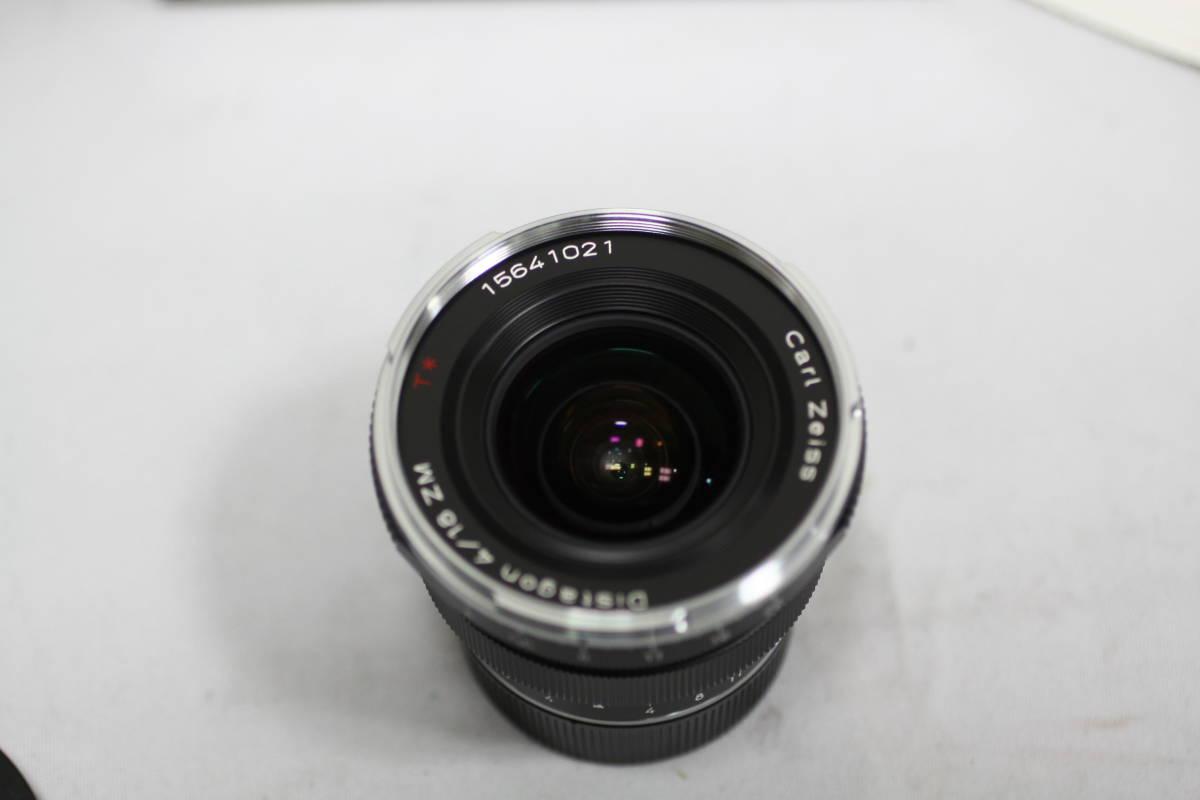 ツアイス 18mmf4ディスタゴン ZM_画像4