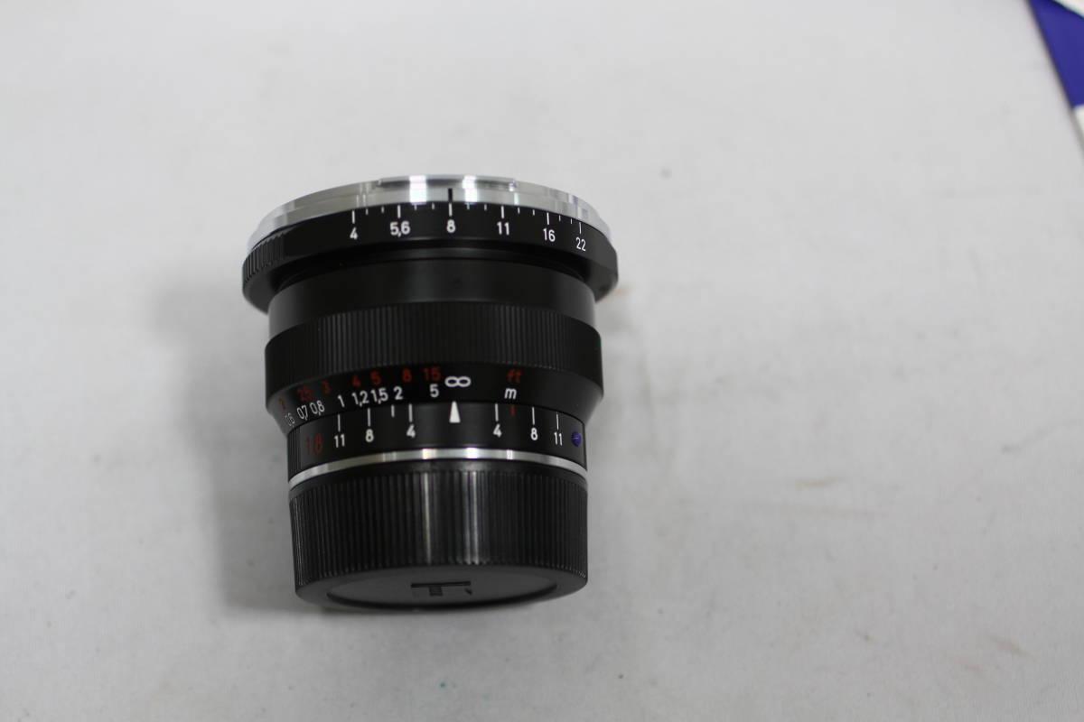 ツアイス 18mmf4ディスタゴン ZM_画像5
