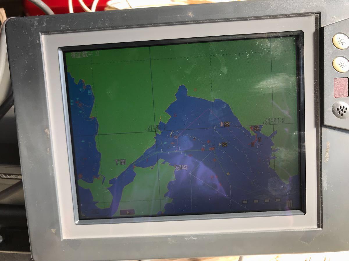 「HONDEX 魚群探知機 プロッター HE-6801」の画像3