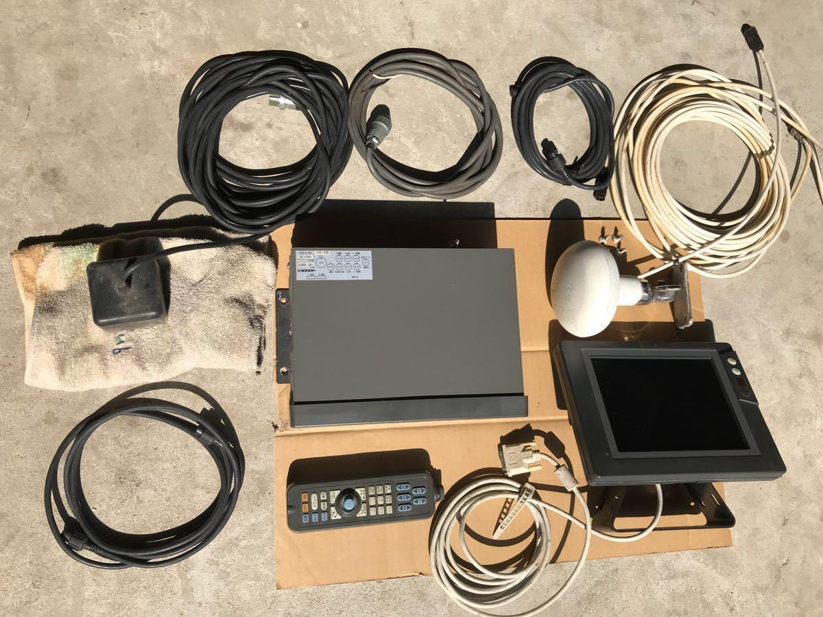 「HONDEX 魚群探知機 プロッター HE-6801」の画像1