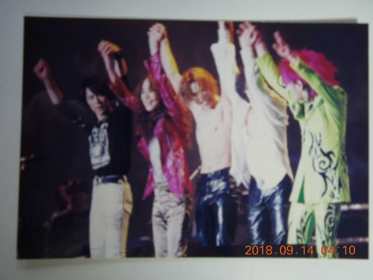 X JAPAN ブロマイド 写真 ⑲ / YOSHIKI TOSHI Toshl HIDE PATA HEATH_画像1