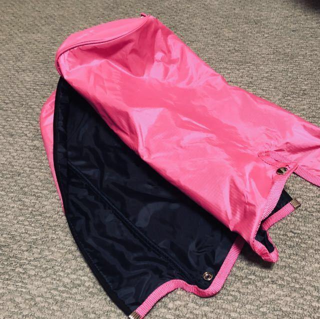 ジャックバニー スタンド式キャディバッグ 9インチ 軽量 2.8kg ピンク/パーリーゲイツ マスターバニー_画像5