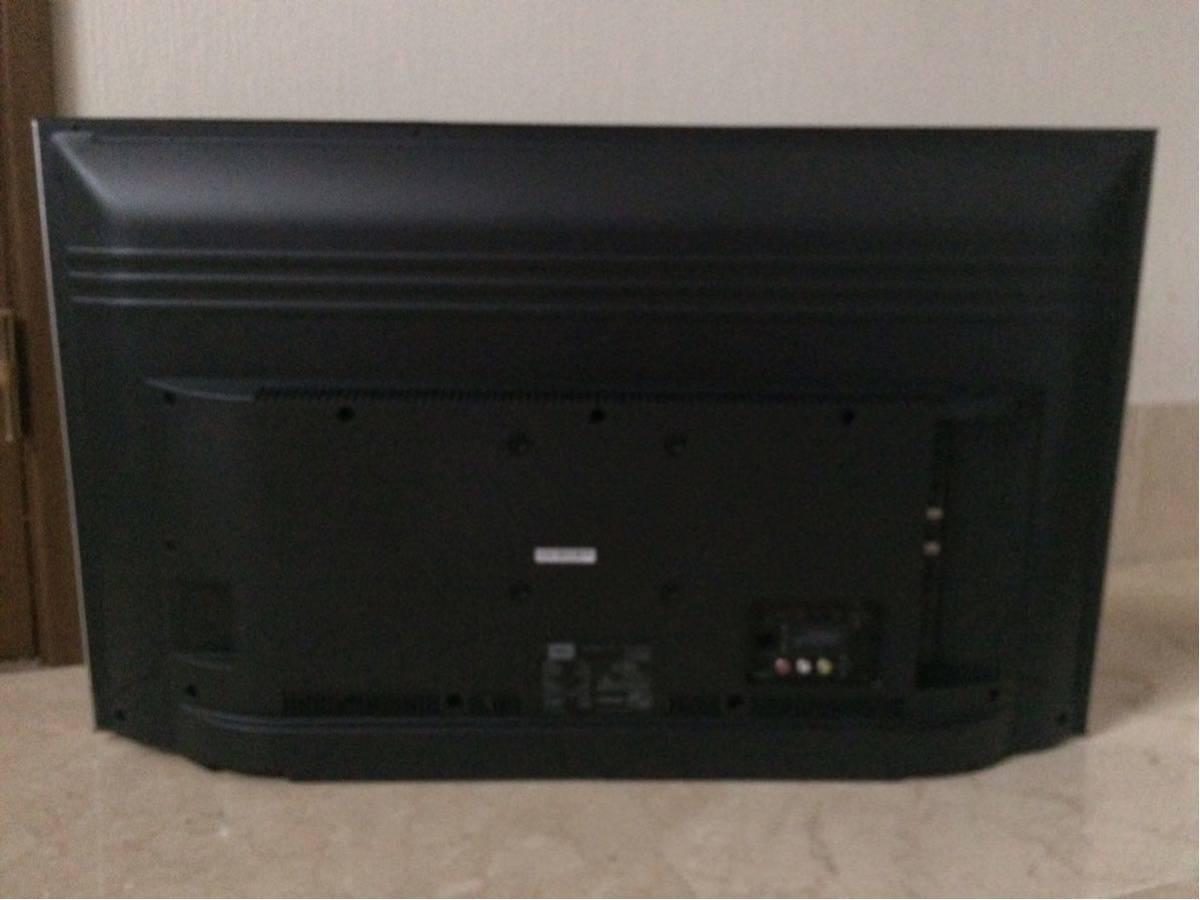 TCL 32V型 液晶 テレビ 32D2900 ハイビジョン USB外付けHDDへの番組録画 ジャンク品 液晶割れ 部品取り_画像3